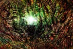 Malerei, Landschaft, Stempel, Erstellungsjahr