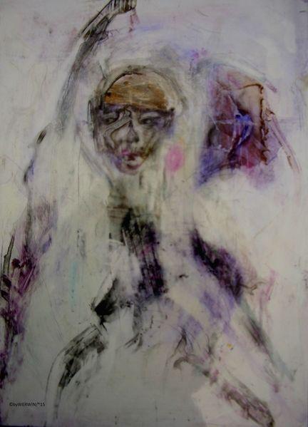 Malerei, Born