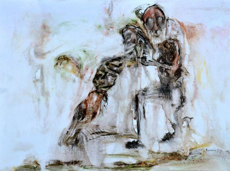 Verletzung, Menschen, Ohnmacht, Schmerz, Auseinandersetzung, Begegnung