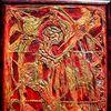 Kreatur, Farben, Dynamik, Malerei