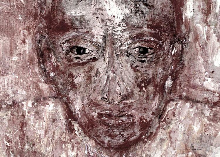 Urteil, Diagnose, Menschen, Ende, Alter, Malerei