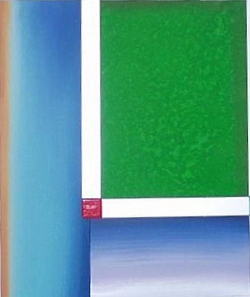 Malerei, Farbfeldmalerei, Colourfield, Fundstücke,