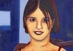 Mädchen, Gesicht, Portrait, Realismus