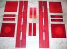Farbfeldmalerei, Colourfield, Malerei, Fundstücke