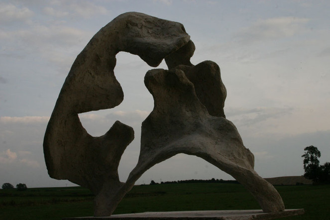Figuratuvsurreal, Skulptur, Menschen, Figural, Plastik, Gehen