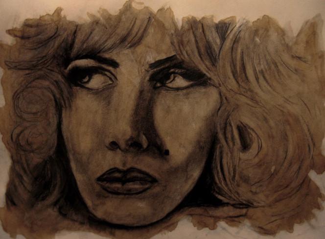 Eurythmics, Portrait, Zeichnungen