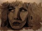 Portrait, Eurythmics, Zeichnungen