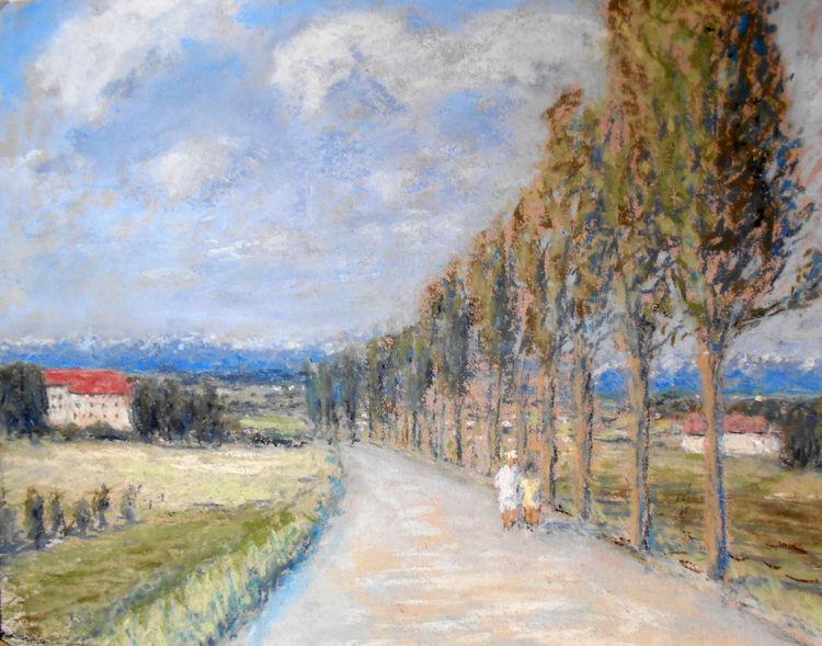 Malerei, Erinnerung