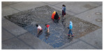 Kinder, Berlin, Straße, Osten