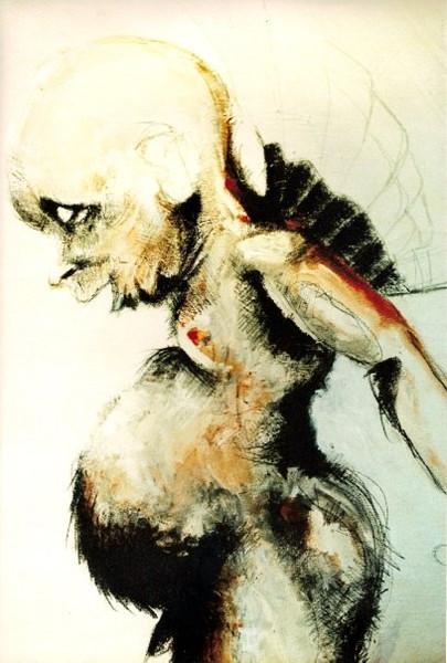 Malerei, Seele, Engel