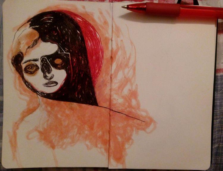 Zeichnungen, Riss,