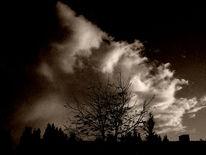 Wolken, Landschaft, Fotografie, Herbst