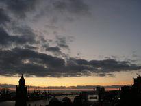 Hafen, Fotografie, Himmel, Hamburg