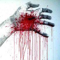 Blut, Leidenschaft, Tod, Leid