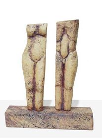 Büste, Keramik, Kunsthandwerk, Skulptur