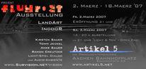 Skulptur, Installation, Landart, Malerei