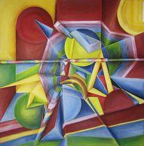 Abstrakt, Geometrick, Musik, Geometrie