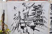 Jazz, Malerei, Musi, Arbeit
