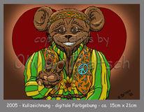 Bär, Frieden, Friedensbewegung, Friedenssymbol