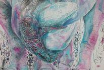 Nashorn, Metamorphose, Phantastischer realismus, Physik