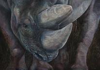 Tiere, Tierwelt, Energie, Phantastischer realismus