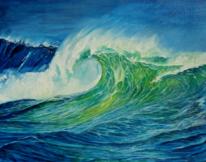 Sturm, Welle, Atlantik, Meer