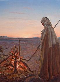 Orientalismus, Malen, Malerei, Tunesien