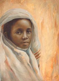Malen, Gegenwartskunst, Orientalismus, Arabisch