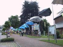 Regenschirm, Schirm