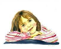 Zeichnung, Realismus, Malerei, Kinder