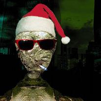 Digital, Digitale kunst, Weihnachten,