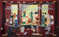 Fotorealismus, Bar, Feier, Falschen