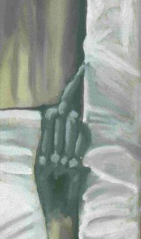 Multireal, Hoffnung, Ölmalerei, Sakowitz