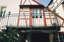 Balkon, Geländer, Kunsthandwerk,