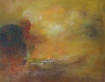 Entdeckung, Entschleunigung, Abstrakt, Malerei