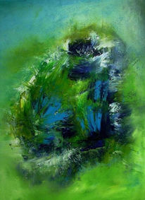 Abstrakt, Malerei, Genesis