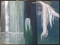 Wasserfall, Mittelalter, Tod mädchen, Wasser