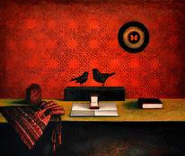 Gift, Rhapsody, Ölmalerei, Liebe