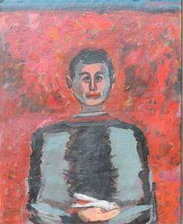 Portrait, Holocaust, 1957, Düsseldorf