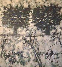 Berlin, Baum, Impressionismus, Expressionismus