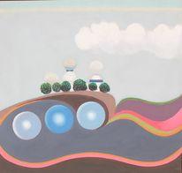 Radar, Radarstation, Expressionismus, Impressionismus