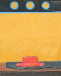 Expressionismus, Hut, Impressionismus, Gemälde