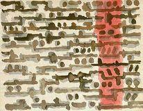 Expressionismus, Malerei, Spanien, Terrassenlandschaft