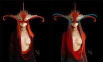 Haut, Rot, Fantasie, Anatomi