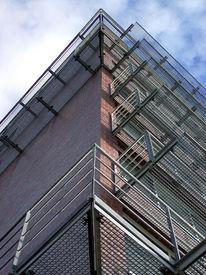Uni, Bremen, Architektur, Neubau