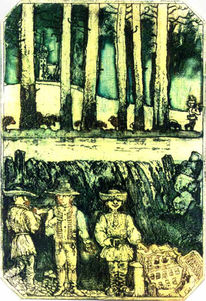 Erdély, Siebenbürgisch, Kalendarium, Gedicht