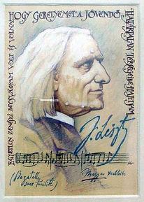 Klavier, Ungarisch, Musik, Liszt
