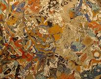 Acrylmalerei, Stein, Malerei, Abstrakt