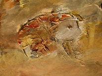 Holz, Acrylmalerei, Abstrakt, Malerei