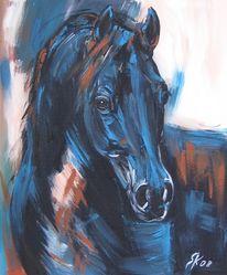 Malerei, Abstrakt, Araber
